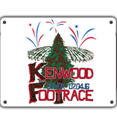Kenwood Foot Race