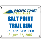 Pacific Coast Trail Runs - Salt Point 26K