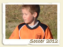 Soccer Page - 2012