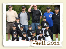 T-Ball Page - 2011