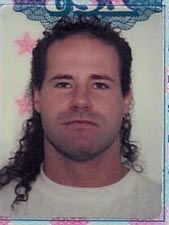 Dave's passport pic taken in 1994.