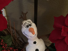 Hug and Find Olaf