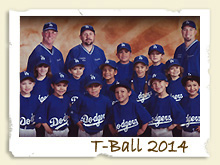 T-Ball Page - 2014