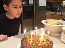 Ryder's 9th Birthday