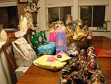 gifts and more decorations